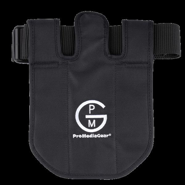 ProMediaGear SH1BP Gürtel und Pad für PMG Kameraholstersystem