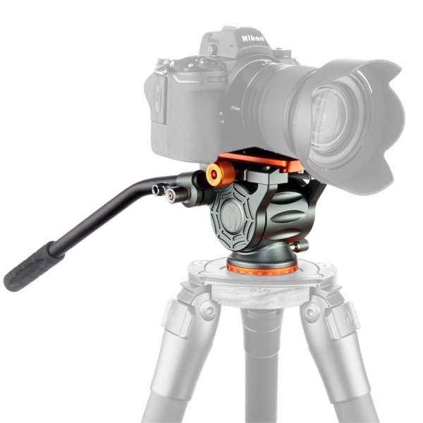 3 Legged Thing AirHed Cine-A 2-Wege-Videokopf mit 38 mm Schwalbenschwanzklemme