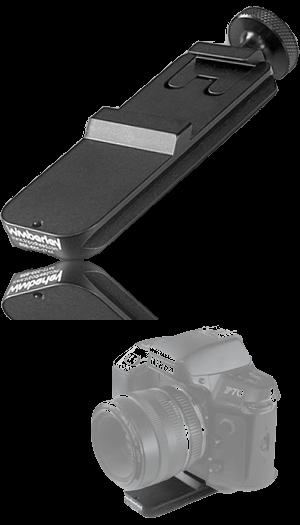 Wimberley Modul 8: M-8 Rechtwinkel-Adapterplatte