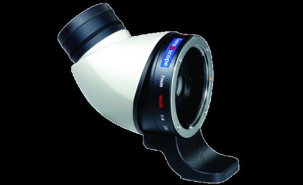 Lens2scope Okularvorsatz 7mm Wide für Canon