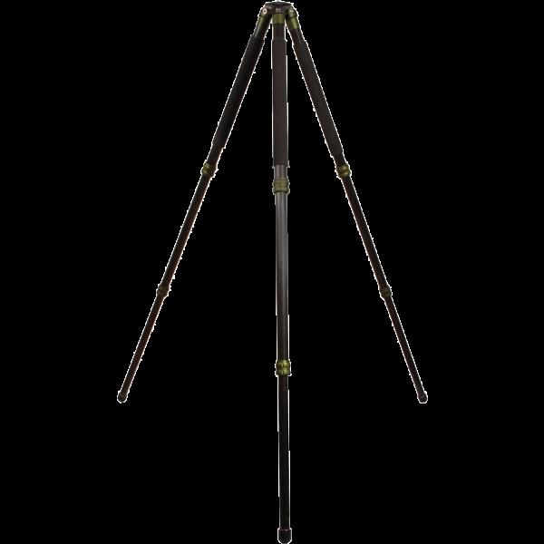 Jobu Design TCF-36 Algonquin Karbon-Stativ, Dreibein für den harten Outdooreinsatz