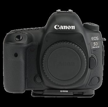 Really Right Stuff B5DMkIV: Schnellwechselplatte für Canon EOS 5D Mark IV