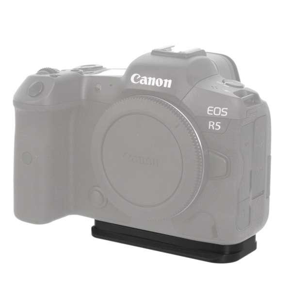 Kirk PZ-184 Schnellwechsel-Kameraplatte für Canon EOS R5 & R6