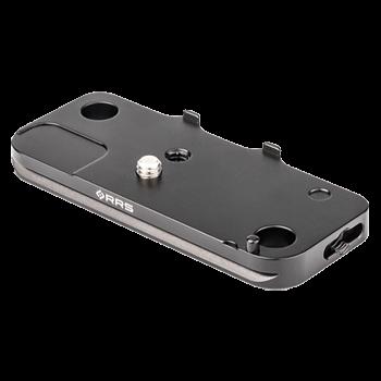 Really Right Stuff BK1 plate: Kamera-Schnellwechselplatte für die Pentax K-1