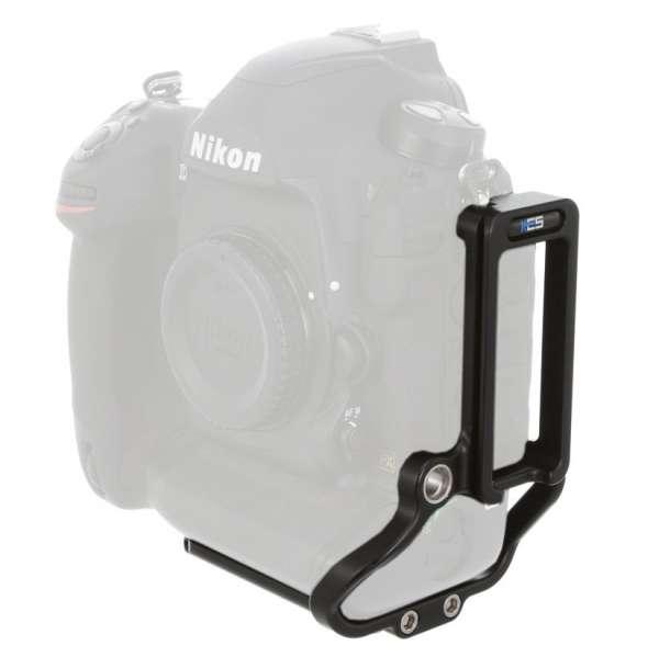 Kirk BL-D6 Kamera-L-Winkel für Nikon D5 & D6 mit QD-Aufnahme