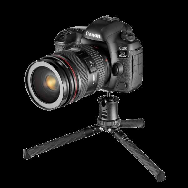 Gitzo Ministativ Traveler für CSC / DSLR Kameras (schwarz)