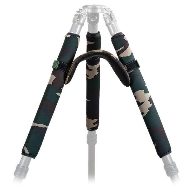 LensCoat™ LegCoat™ LEGWRAP PRO Größe 518 Neopren-Stativbeinpolster 3er Set