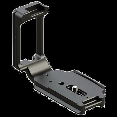 Kirk BL-D7500 Kamera-L-Winkel für Nikon D7500 mit QD-Aufnahme
