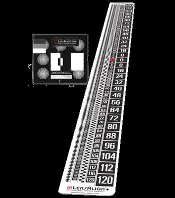 LensAlign Long Ruler Zusatz Kit für LensAlign MkII