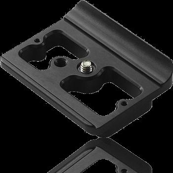 Kirk PZ-129 Schnellwechsel-Kameraplatte für Canon 5D MarkII/BG