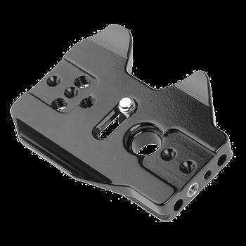 ProMediaGear PNMBD16- Schnellwechselplatte für Nikon D750 mit MB- D16