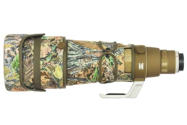 Camshield für Canon 500mm f/4 L IS II Objektivschutz-und Tarnung