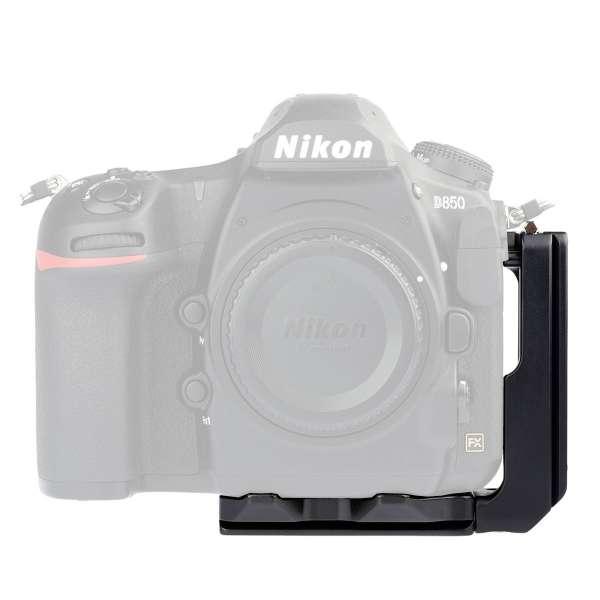 ProMediaGear PLND850 L-Winkel für die Nikon D850