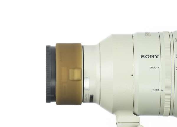 Camshield für Sony 2x Telekonverter FE Objektivschutz-und Tarnung