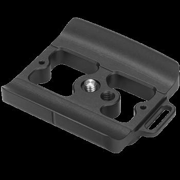 Kirk Schnellwechsel-Kameraplatte PZ-143 für Nikon D7000 mit MB-D11