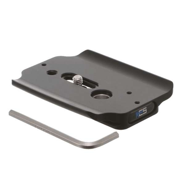 Kirk PZ-182 Schnellwechsel-Kameraplatte für Canon EOS 1DX Mark III