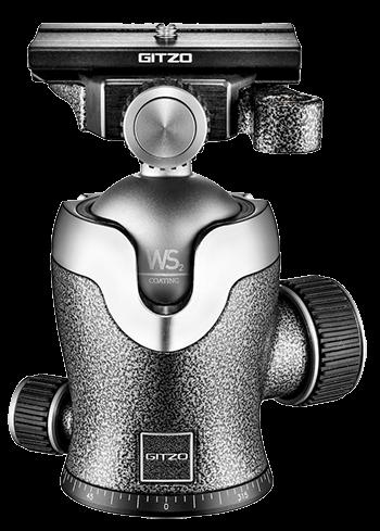 Gitzo GH3382QD Zentrischer Kugelkopf Serie 3 mit Schnellverriegelung QD