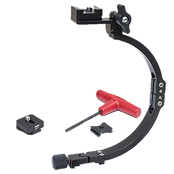 Kirk Telephoto Flash Bracket FB-TEL