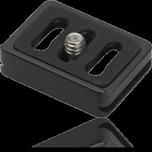 Kirk PZ-130 Universal-Kameraplatte für Kompaktkameras