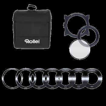 Rollei Profi Filter Halterung Set Mark II inkl. CPL für 100 mm