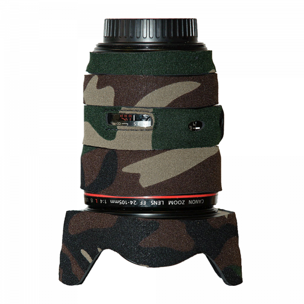 LensCoat™ für Canon 24-105 f4 IS Forest Green Camo