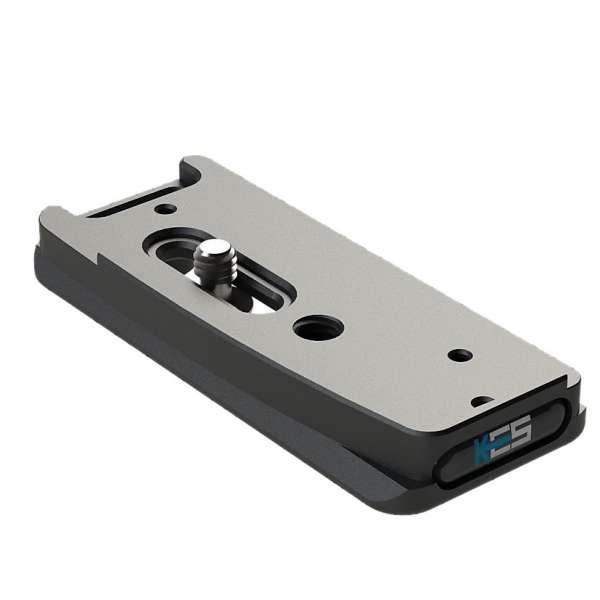 Kirk PZ-180 Schnellwechsel-Kameraplatte für Canon EOS R