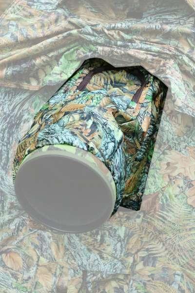 Tragopan Camo Sleeve V2 - Objektivtunnel für Tragopan V6, Monal V2 und Grouse V+ (2019)