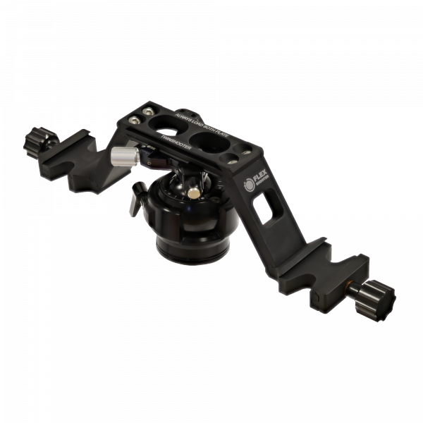 FLEXSHOOTER Double Pro Kit (Flexshooter Pro Lever BlackEdition & Twinshooter)