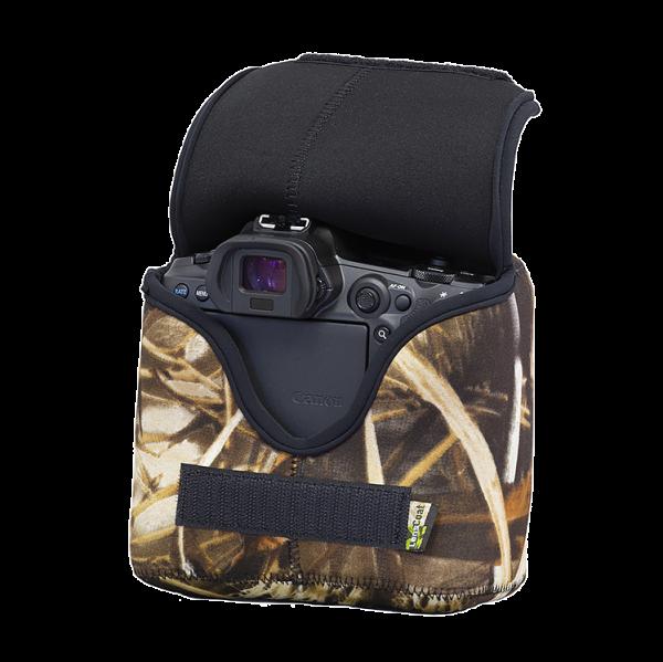 LensCoat™ Kameratasche BodyBag™ R für Canon EOS R, R5, R6 mit Batteriegriff)