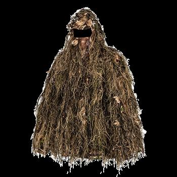 Deerhunter 2021 - Sneaky Ghillie Überzieh Anzug mit Handschuhen