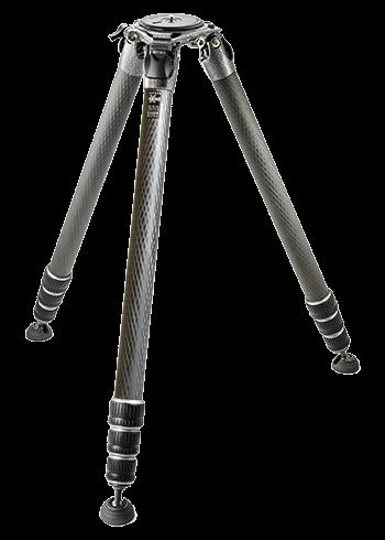 Gitzo GT5543XLS Stativ Serie 5 Systematic Carbon 4 Segmente
