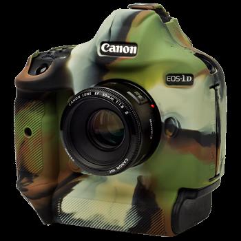 EasyCover Silikonschutzhülle für Canon 1DX Mark II - Camouflage