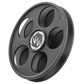PHOTOSEIKI YO-YO CAP Gehäusedeckel für Canon EF Kamerabody aus Aluminium mit echtem Bajonettverschlu