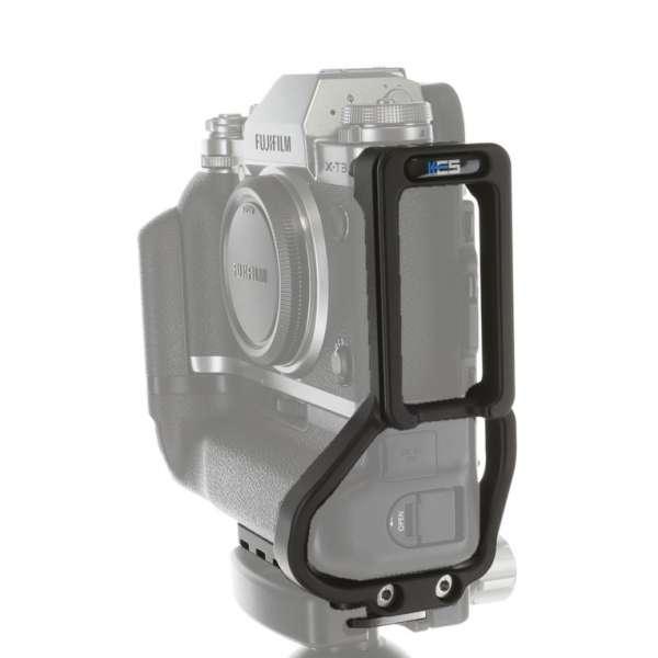 Kirk BL-XT3G Kamera-L-Winkel für Fuji X-T3 mit Batteriegriff