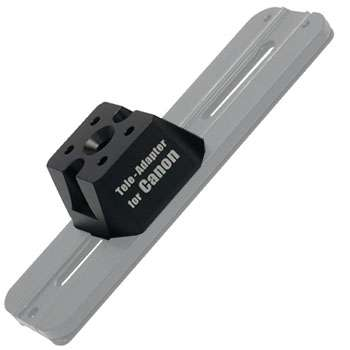 Berlebach Tele-Adapter für Canon Tele-Objektive