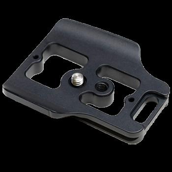 Kirk Schnellwechsel-Kameraplatte PZ-160 für Nikon D750 mit Batteriegriff MB-D16