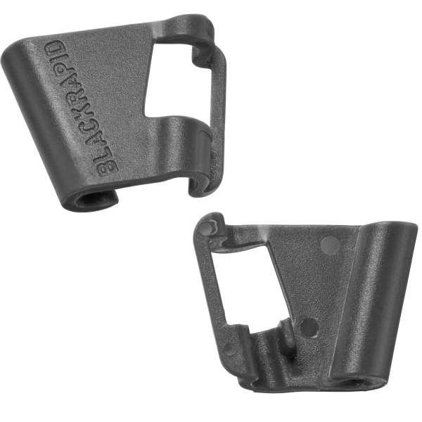 BlackRapid Lockstar Sicherheitsmanschette für Gurtkarabiner Typ ConnectR-3, ConnectR-4 (2er Pack)