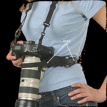 Kinesis Camera Stabilizing Torso Strap