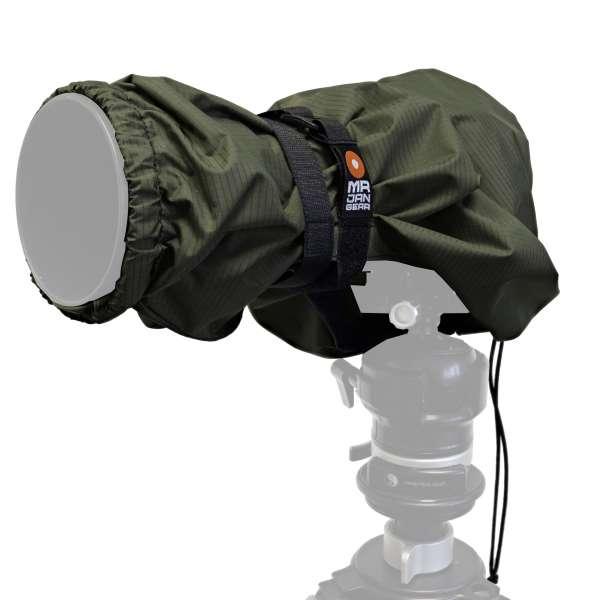 MR JAN GEAR Showercap Khaki - Regenschutz