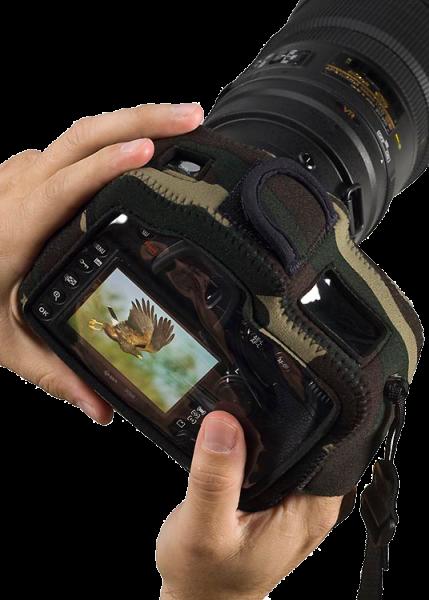 LensCoat™ BodyGuard™ CB (Clear Back)