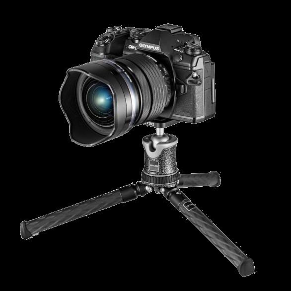 Gitzo Ministativ Traveler für CSC / DSLR Kameras (Noir Decor)