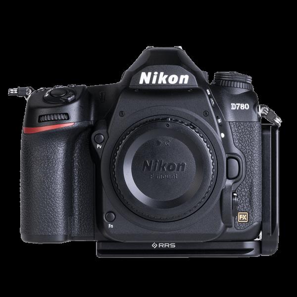 Really Right Stuff BD780-B Schnellwechselplatte für Nikon D780