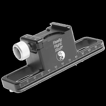 Really Right Stuff B2-LMT - Objektivschellenadapter mit integrierter Kupplung für den B150-B Makro