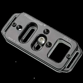 ProMediaGear PX3 Universal-Schnellwechselplatte 76 mm