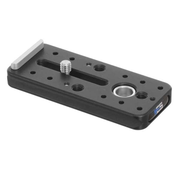 Kirk KLP-360 Schnellwechselplatte mit QD-Aufnahme