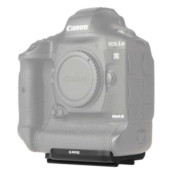 Really Right Stuff B1DXMkIII: Schnellwechselplatte für Canon EOS-1D X Mark III