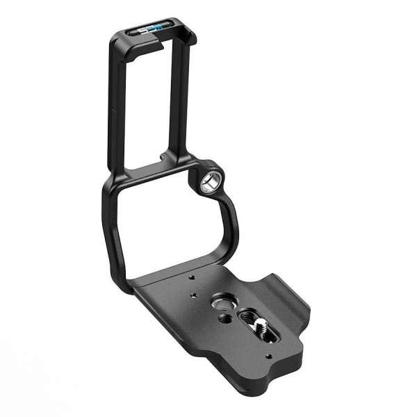 Kirk BL-A1G Kamera-L-Winkel für Sony Alpha 1 mit VG-C4EM