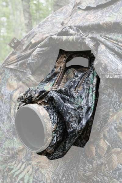 Tragopan Camo Sleeve V2 - Objektivtunnel für Tragopan V6, Monal V2 und Grouse V+ (2020)
