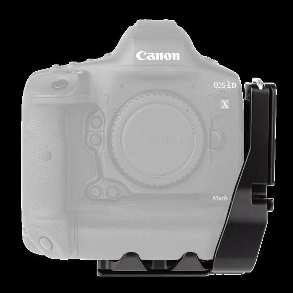 ProMediaGear PLC1DX3-QD L-Winkel für die Canon EOS- 1D X Mark III mit QD-Aufnahme