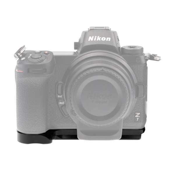 Really Right Stuff BZ7: Schnellwechselplatte für Nikon Z6/ Z7/ Z6 II / Z7 II